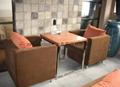 酒店咖啡厅餐椅