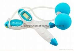 Digital jump rope for children