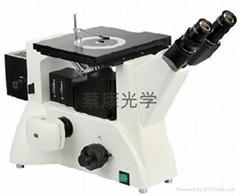 倒置明暗场金相显微镜DMM-480C