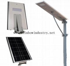 Best Solar street light (all in one )