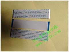 鍍金ffc扁平線服裝打印機數據線排線軟排線FFC線