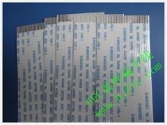 供應FFC軟性排線 FFC排線製造商 hjxffcCABLE