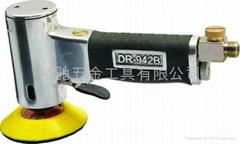 氣動小型研磨機 DR-942B 雙軌式