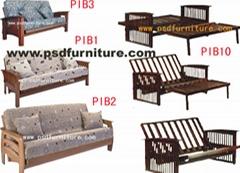 bedroom furniture living room bed wooden(bed3)