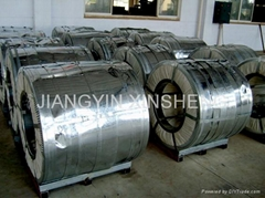 镀锌钢带HOT-DIP GA  ANIZED STEEL COil