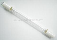 Germicidal Ultraviolet UVC T5 6W 1/4OZONE+3/4 OZONE FREE