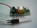 3V ELECTRONIC BALLAST FOR 1.5W COLD