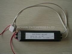 220V 6W ELECTRONIC BALLAST FOR T56W UV LAMP