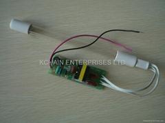 12V 6W ELECTRONIC BALLAST FOR T56W UV LAMP