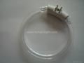 Germicidal Ultraviolet RING QUARTZ UVC LAMP 5W
