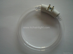 Germicidal Ultraviolet RING QUARTZ UVC