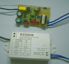9W ELECTRONIC BALLAST FOR PL UV LAMP
