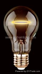 Led Edison Filament Lamp/Bulb MT-A60-4/6W angle