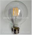 Led Edison Filament Lamp/Bulb MT-G125-4/6/8/10W