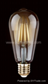 Led Edison Filament Lamp/Bulb MT-ST64-4/6/8/10W