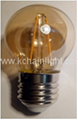 LED Edison Filament Lamp/Bulb MT-G45-2/4W