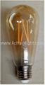 Led Edison Filament Lamp/Bulb MT-ST64-4/6/8/10W