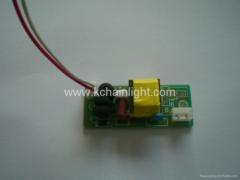12V ELECTRONIC BALLAST FOR 1.5W COLD CATHODE UV LAMP 1