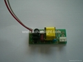 12V ELECTRONIC BALLAST FOR 1.5W COLD CATHODE UV LAMP