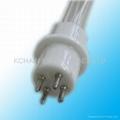 Germicidal Ultraviolet UVC LAMP G10q