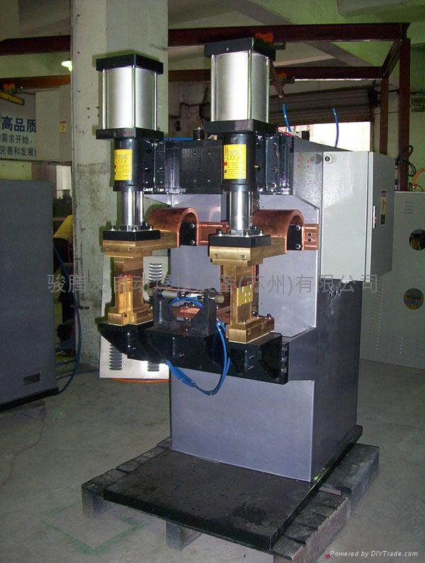 鎢鉬對焊機 4