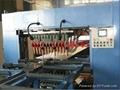 自動移動鈑金件焊機