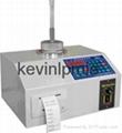 Tap Powder Density Tester