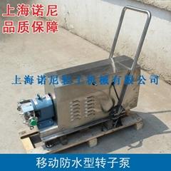 TR系列不锈钢卫生转子泵
