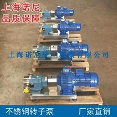 TR系列卫生转子泵