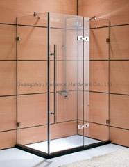 無框淋浴房