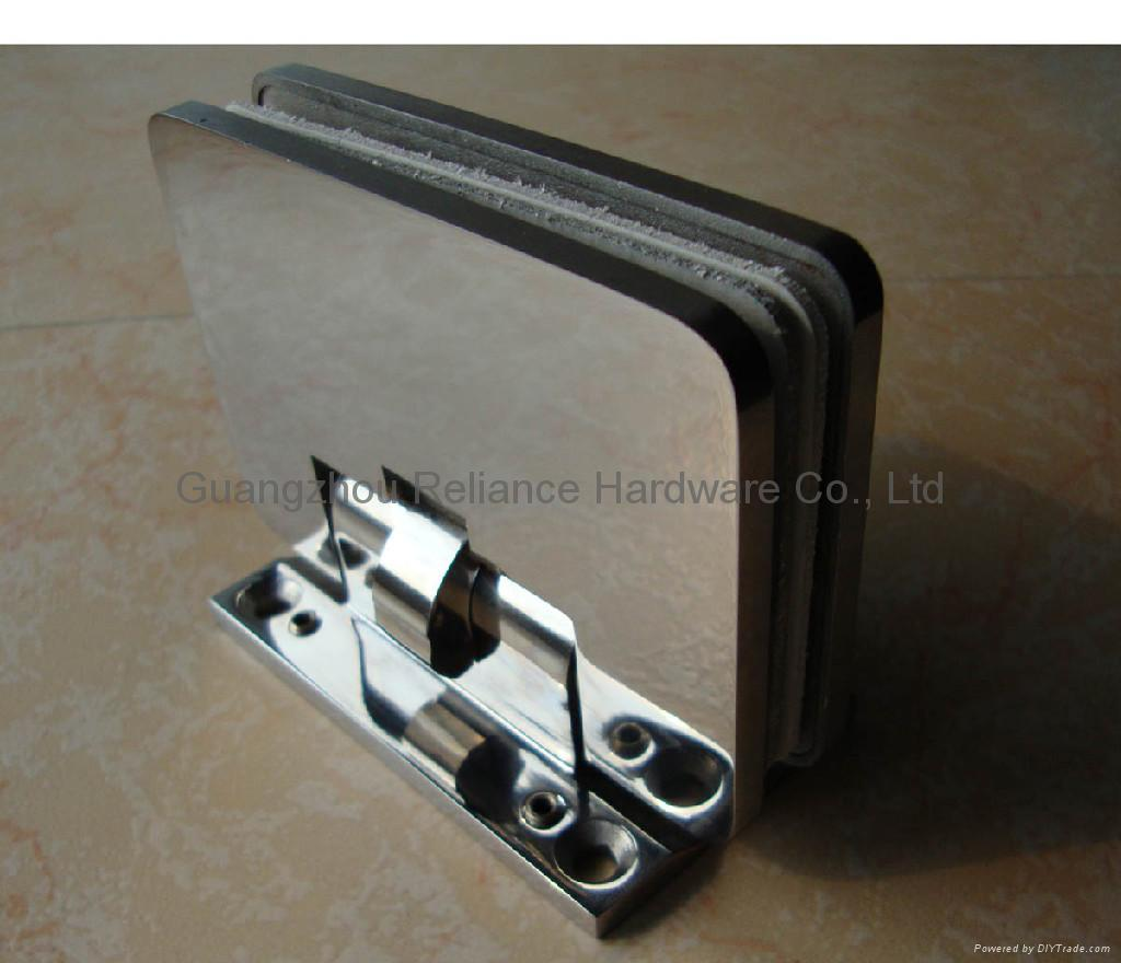Frameless glass door hinges -  Heavy Duty Glass Door Hinges 3