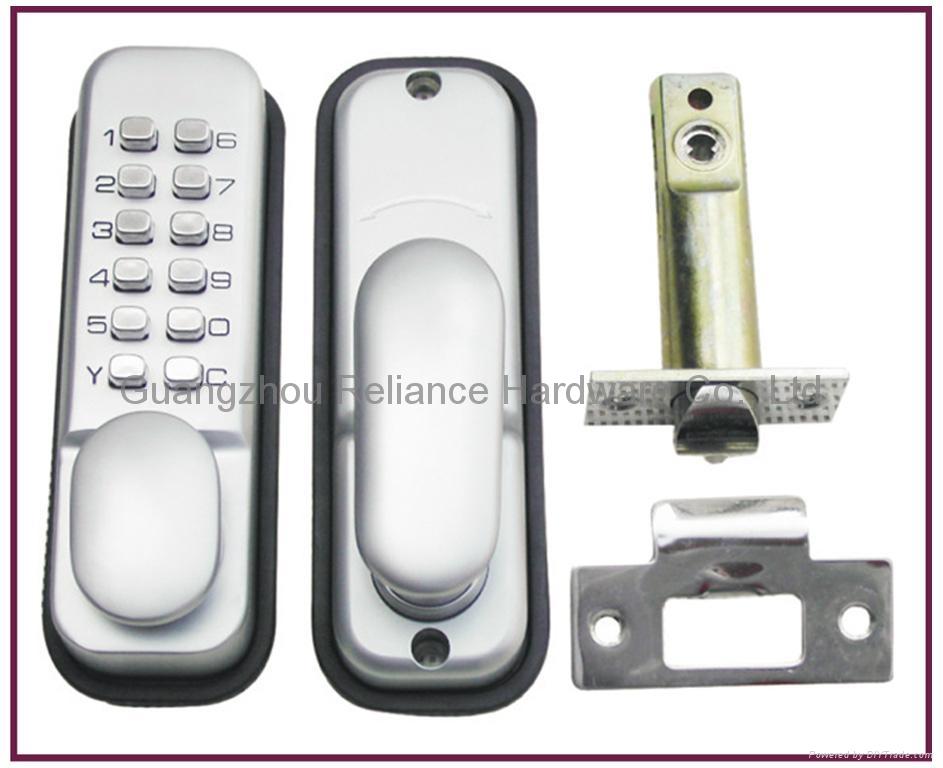 機械密碼門鎖 1