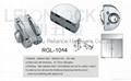 Quality Zinc Alloy material Glass Door Locks 4