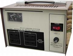 Relay-Type Voltage Regulator