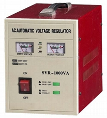 relay type /servo type voltage regulator