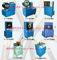 胶管扣压机、扣管机、锁管机、缩