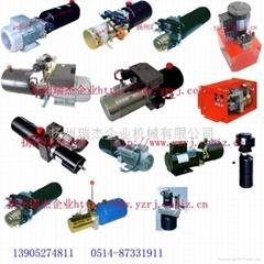 微型液壓動力單元