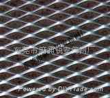鋼板網廣東菱形網