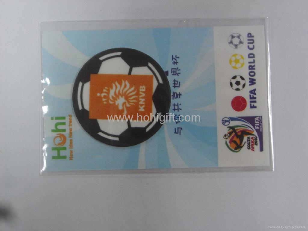 High Quality Microfiber Screen Cleaning Pad Of Good Promotional Gifts 1