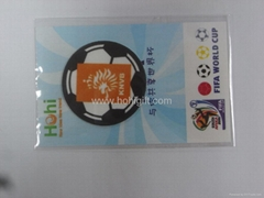 High Quality Microfiber Screen Cleaning Pad Of Good Promotional Gifts