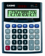 電子計算器 CASHO CS-3V 14 位數字