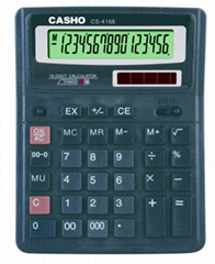 电子计算器 CASHO CS-4168 16 位数字