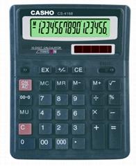 電子計算器 CASHO CS-4168 16 位數字