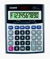 電子計算器 CASHO CS-1TV 10位數字 1
