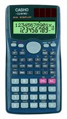 函數計算器 CASHO CS-991MS
