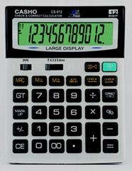 电子计算器 CASHO CS-912 12位数字