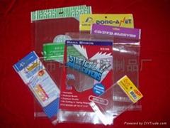 OPP卡頭袋印刷卡頭袋