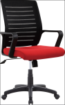 Cheapest hot sell office chair mesh staff chair 1