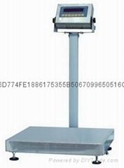 上海耀華電子台秤 150kg/5g電子台秤