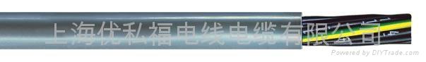 進口高柔性拖鏈電纜 1